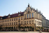 Old town in Wroclaw — Stock Photo