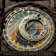 Prague. Astronomical clock. Orloj — Stock Photo