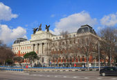 Ministry of Agriculture. Madrid, Spain — Stock Photo