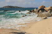 Stoney Bay Beach. Virgin Gorda, Tortola — Stock Photo