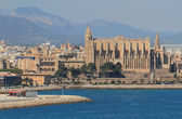 Cathedral. Palma-de-Majorca, Spain — Foto Stock