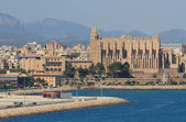 Cathedral. Palma-de-Majorca, Spain — Photo