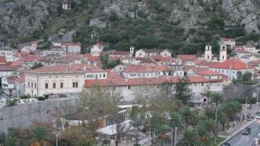 Kotor, Montenegro — Stock Video