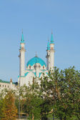 Kul Sharif mosque, Kazan, Tatarstan — Stok fotoğraf