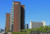 Marriott Hotel. Copenhagen, Denmark — Stockfoto