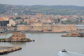 Ancient fort and fortress. Civitavecchia, Italy — Stock Photo