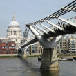 Millennium Bridge. — Stock Photo #39624775