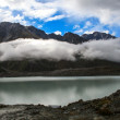 Tasman glacier lake view in New Zealand — Stock Photo #39987091