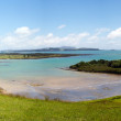 Stock Photo: Bay of Islands panorama near Paihia