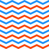 Chevron seamless pattern — Stock Vector