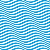 Op art waves. — Stock Vector