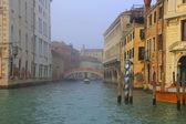 Venetian Canal scene — Stock Photo