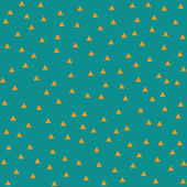 Seamless triangle pattern, vector background — Stock Vector