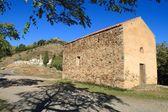 Chapel in Piogiolla, Corsica — Foto Stock
