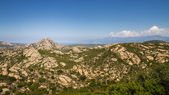 Desert Des Agriates in northern Corsica — Photo