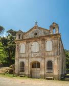 Chapel Santa Lucia on Cap Corse in Corsica — Stock Photo