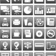 Stock Photo: Icons