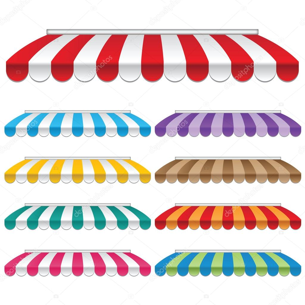 Toldo vector de stock sapannpix 40869071 - Toldos colores ...