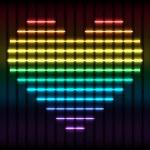 Rainbow background — Stock Vector #40873731