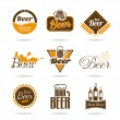 Beer icon set — Stock Vector #45026945