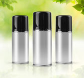 Eco sprays with clipping path — Stock Photo
