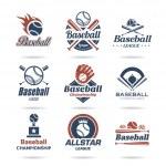 Baseball icon set - 3 — Stock Vector #48758267