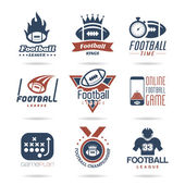 Football Icon Set - 2 — Stock Vector