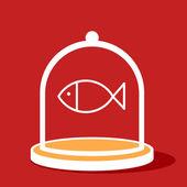 Protection des poissons. — Vecteur