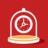 Protection of  Clock.  — Stock vektor