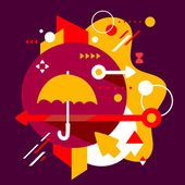 Umbrella — Wektor stockowy