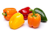 Assorted peppers — Stock Photo