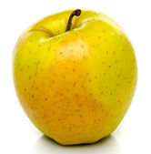 Yellow apple — Stock Photo