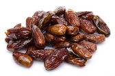 Heap of dates — Stock Photo
