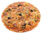 Tasty home made pizza — Foto Stock