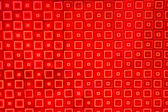 Red Foil Background — Stock Photo