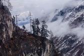 Estación de esquí — Foto de Stock