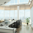Stock Photo: Penthouse Office II