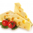 Stock Photo: Emmental