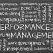 Foto de Stock  : Performance management