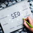 Stock Photo: SEO SEO
