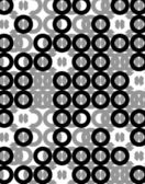Grafische Muster — Stockvektor