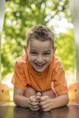 Playground Happiness — Stock Photo
