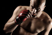 Mixed Martial Arts Fighter — Stock Photo