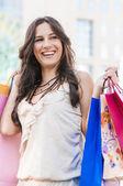 Feliz comprador — Foto de Stock