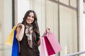Shopping bags — Foto de Stock