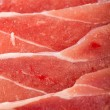 Fresh raw meat background — Stock Photo