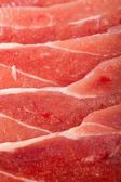 Fresh raw meat background — Stock Photo