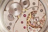 Clockwork of watch. close up — Stock Photo