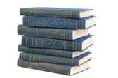 Eski kitaplar — Stok fotoğraf