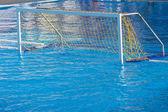 Water polo goal — Stock Photo